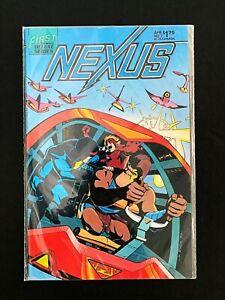 NEXUS #7 FIRST COMICS 1985 NM
