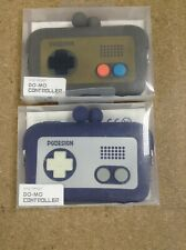 More details for demo controller card case  set of 2 (navy/gray)