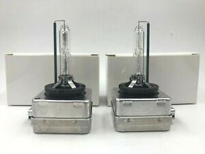 2x New OEM Osram Xenarc 66340 HBI D3S Xenon HID Headlight Bulb