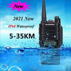 UV 9R plus Upgrade uv9r 40 km 50km walkie talkie 10W hf