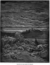 Gustave Dore Bible Gallery 060 A4 Photo Print