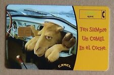⭐️ PHONECARD - CAMEL CIGARETTES ⭐️ SPANISH PHONE CARD SPAIN 1000 PTA