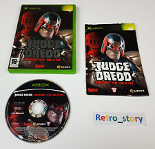 Microsoft Xbox Judge Dredd : Dredd VS Death PAL