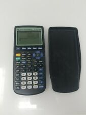Texas Instruments Ti-83 Plus Graphing Calculator + Tested New Batteries