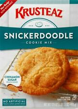 KRUSTEAZ Snickerdoodle Cookie Mix 17.5 oz ( 2 Boxes )