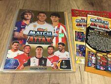 Match Attax Topps Champions League 2019/20 Starter Pack: Binder + Booster SPAIN