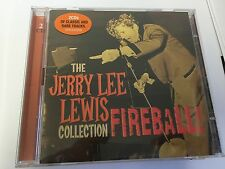 Jerry Lee Lewis : Fireball: The Collection (2CDs) (2011) 600753322635 MINT
