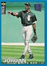 1994-95 UPPER DECK SE MICHAEL JORDAN COLLECTORS CHOICE #238 MBL BASEBALL CARD