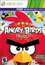 Angry Birds Trilogy (Kinect Compatible) XBOX 360 Simulation (Video Game)