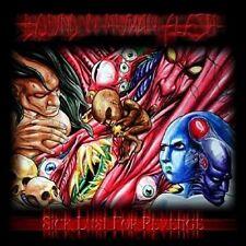 BOUND IN HUMAN FLESH sick lust for revenge CD