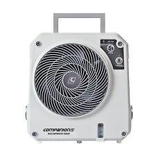 Companion Rechargeable Maxi Evaporative Cooler Portable Fan 12v 240v
