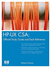 HP-UX CSA: Official Study Guide and Reference (2nd Edition) by Rafeeq Ur Rehman