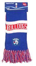 Western Bulldogs AFL Football Bar Scarf 150cm X 20cm