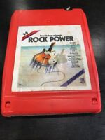 Rock Power Don Kirshner Presents 8 Track Tape 1974 Ronco