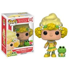 "STRAWBERRY SHORTCAKE - SCENTED LEMON MERINGUE & FRAPPE 3.75"" POP VINYL FIGURE"