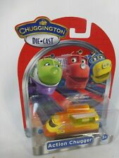 Chuggington Diecast Action Chugger Metal Toy Train New in Box Learning Curve