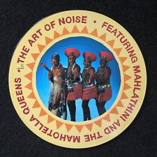 "The Art Of Noise - Yebo - 12"" Vinyl Picture Disc LTD EDITION"