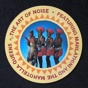 "The Art Of Noise - Yebo - 12"" Vinyl Picture Disc LTD EDITION"