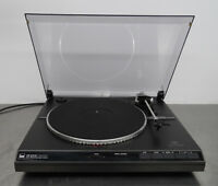 vintage turntable belt drive record player Automatik Plattenspieler Dual CS 2215