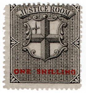(I.B) QV Revenue : Justice Room 1/-
