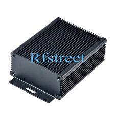 """Black Aluminum Box Enclousure Case Project Electronic DIY  3.94""""*3.15""""*1.48"""""""