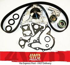 Water Pump/Timing Belt/Hydraulic Tensioner kit-Triton MK 3.0-V6 6G72 24V (96-06)