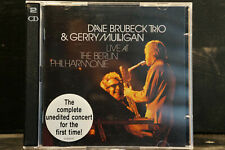 Dave Brubeck Trio & Gerry Mulligan - Live At The Berlin Philharmonie    2 CDs