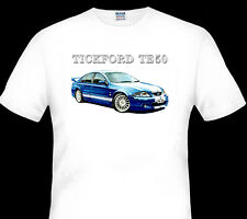 Tickford Te50 Falcon Quality White Tshirt