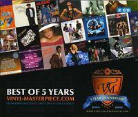 Various Artists - Best of 5 Years Vinyl-Masterpiece.Com / Various [New CD]