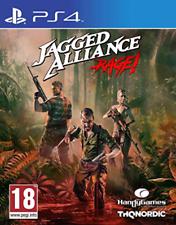 Playstation 4 Reorderable-irregular Alianza Rage Ps4 Juego Nuevo