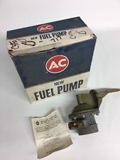NOS AC 717 Mechanical Fuel Pump 63 63 65 66 67 68 69 70 71 72 73 Ford Truck V8