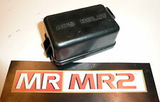 Toyota MR2 MK2 REV5  ABS Fuse Relay Box Cover   Mr MR2 Used Parts