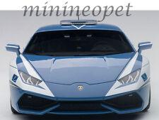 AUTOart 74609 LAMBORGHINI HURACAN LP610-4 POLICE CAR 1/18 MODEL CAR BLUE