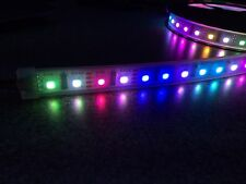 60 LEDs/meter! 5M LPD8806 RGB LED strip, IP67 waterproof, USA shipping!