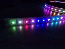 60 LEDs/meter! 1M LPD8806 RGB LED strip, IP67 waterproof, USA shipping!