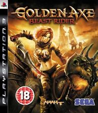 Golden Axe Beast Rider PS3 *in Good Condition*