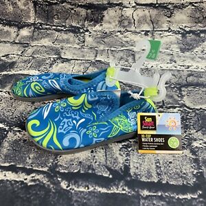 Sun Smart Toddler Medium 7/8 Water Shoes Lightweight Anti Slip