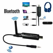 Bluetooth Wireless Musik Audio Stereo Sender 3.5mm A2DP Adapter Transmitter