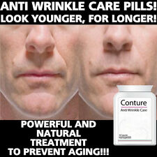 Conture anti aging Pillole Compresse STOP Cascante RIMUOVI RUGHE Crows piedi