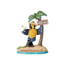 Jim Shore Margaritaville Parrot Under Palm Tree New 2019 6004009 Jimmy Buffett