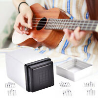 Guitar Ukulele Mandolin Chord Print Stamp for Beginner Teacher Songwriter Useful