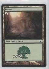 2012 Magic: The Gathering - Avacyn Restored Booster Pack Base #242 Forest 0a1