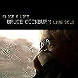 Bruce Cockburn - Slice O Life / Live Solo (NEW 2 x CD)