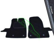 Fußmatten für Ford Tourneo Custom+Transit Custom (2 & 3-Sitzer) ab Bj:2012-Heute