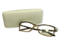 Versace Women's VE3206 Eyeglasses Frames New with Case