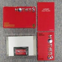 Used MOTHER 3 Cartridge Card GBA Nintendo Game Boy Advance F/S from Japan
