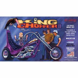 Tom Daniel King Chopper II Trike 1:8 Plastic Model Kit-New in Box