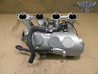 87-89 PORSCHE 944 2.5L ENGINE AIR INTAKE MANIFOLD PLENUM RED 9441101563R OEM
