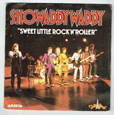 "SHOWADDYWADDY Disque Vinyle 45T 7"" SWEET LITTLE ROCK' N' ROLLER - AZ 723 RARE"