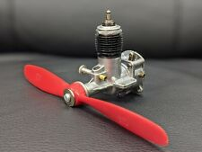 Vintage OK Cub .049 Model Airplane Engine with Propeller!